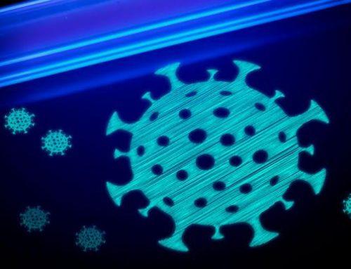 Z ultravijolično UVC tehnologijo nad umazanijo na telefonih