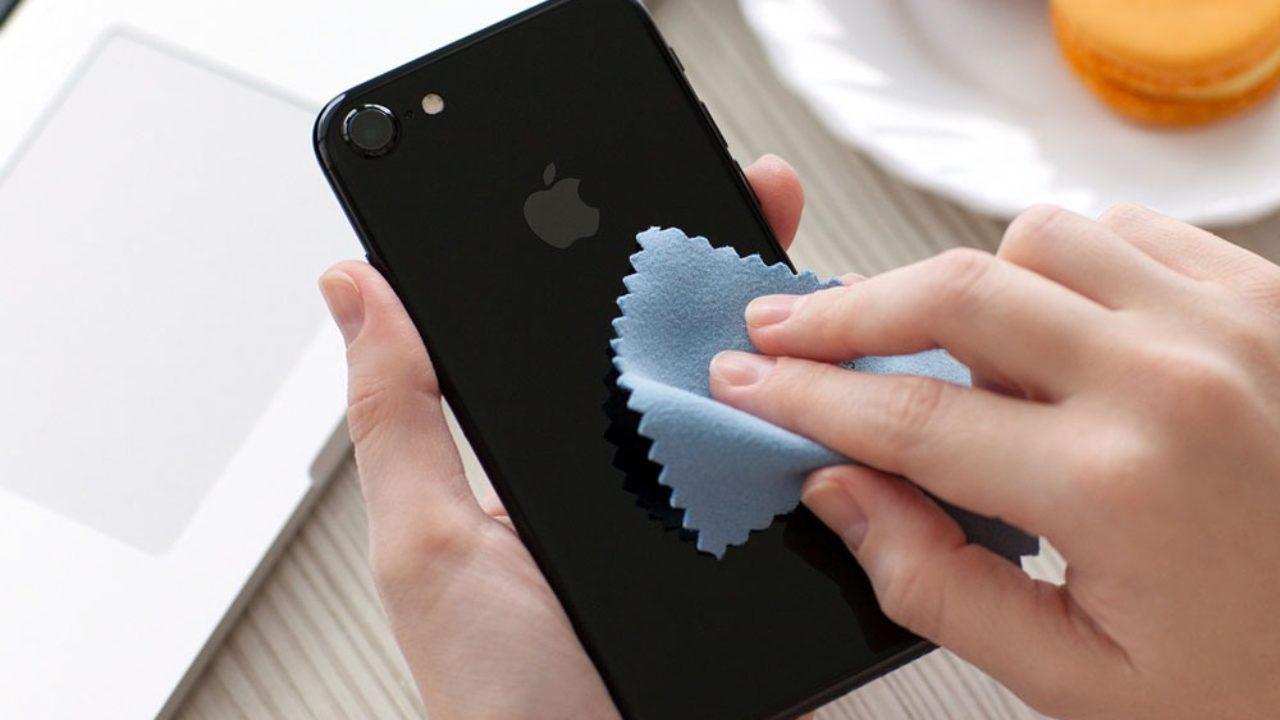 Telefon, čiščenje, razkuževanje, uvc
